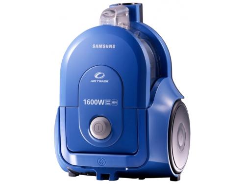 Пылесос Samsung SC4326, синий, вид 1