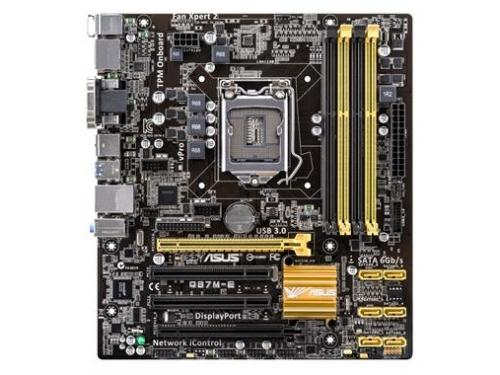 ����������� ����� ASUS Q87M-E (mATX, LGA1150, Intel Q87, 4xDDR3), ��� 1