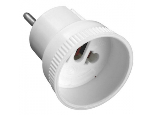Разветвитель электропитания Uniel Standart S-ES1-16R (16А, 3500Вт) White, вид 1