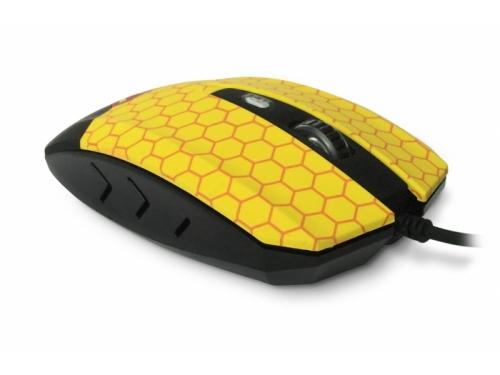 Мышка CBR CM-833 Beeman, оптическая, USB, с виброприводом, вид 3