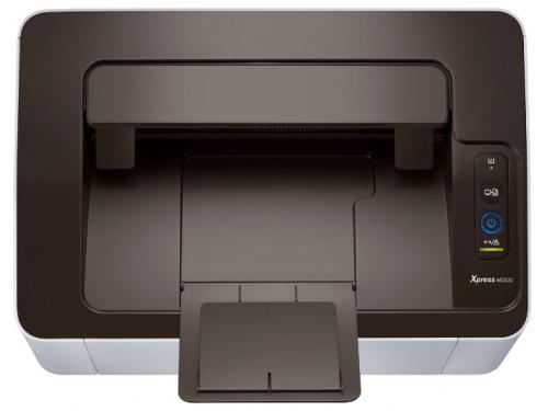 Принтер лазерный ч/б Samsung SL-M2020 А4, 20стр./мин, 1200x1200dpi, USB 2.0, 400Mhz, 8Мб, лоток 150 лист, вид 2