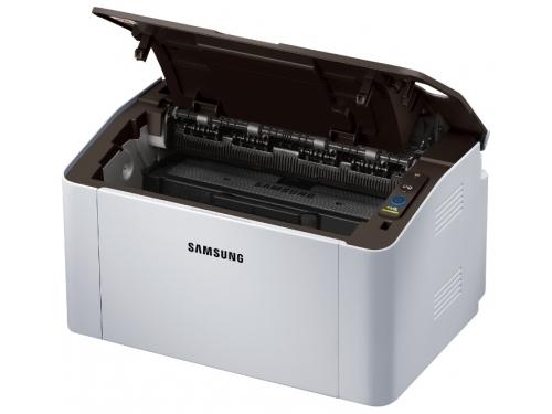 Принтер лазерный ч/б Samsung SL-M2020 А4, 20стр./мин, 1200x1200dpi, USB 2.0, 400Mhz, 8Мб, лоток 150 лист, вид 3