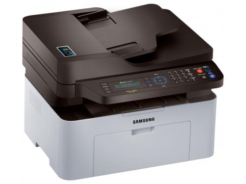 МФУ Samsung Xpress SL-M2070FW (принтер/сканер/копир/факс, A4, NFC, USB, 20 свм), вид 3
