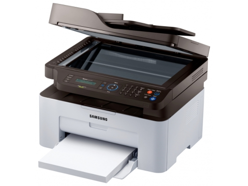 МФУ Samsung Xpress SL-M2070FW (принтер/сканер/копир/факс, A4, NFC, USB, 20 свм), вид 4