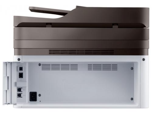 МФУ Samsung Xpress SL-M2070FW (принтер/сканер/копир/факс, A4, NFC, USB, 20 свм), вид 5