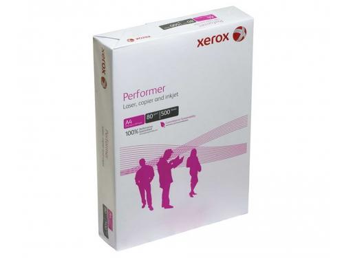 Бумага для принтера Xerox Performer класс С, A4, 500 листов, вид 1