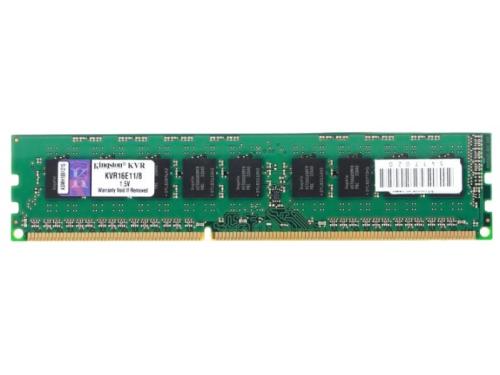 Модуль памяти Kingston KVR16E11/8, вид 1