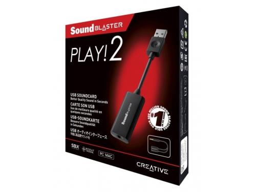 Звуковая карта Creative USB SB PLAY! 2, вид 5