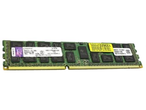 Модуль памяти Kingston KVR16R11D4/16, вид 1