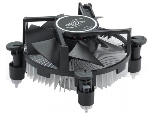 Кулер Вентилятор для процессора DEEPCOOL CK-11509 LGA115x  65W клипсы, вид 2