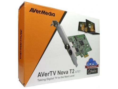 Tv-тюнер AVerMedia Technologies Nova T2, вид 2