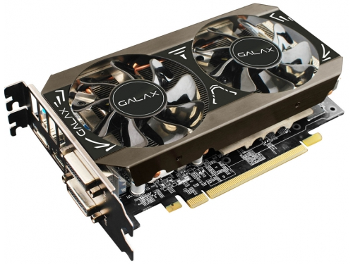 ���������� GeForce KFA2 GeForce GTX 970 OC 4GB (PCI-E 3.0, 256bit, GDDR5, DVI-I/D, HDMI, DP), ��� 2