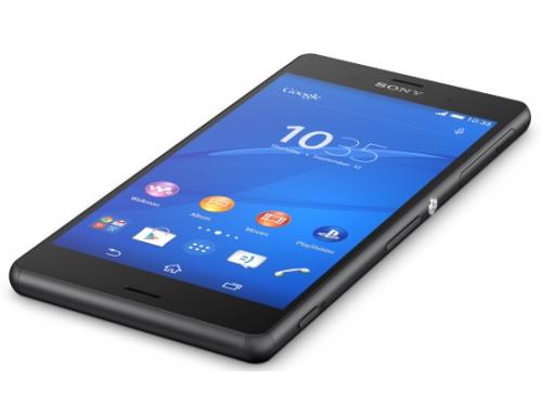 Смартфон Sony D6633 Xperia Z3 Dual, чёрный, вид 3