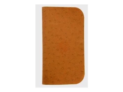 Чехол для смартфона SAMSUNG Sleeve 3.5''- 4.3'' (F-MCLT484KBR), коричневый, вид 1