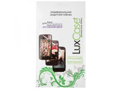 Защитная пленка для смартфона LuxCase  для Asus ZenFone 6 Anti-Glare, вид 1