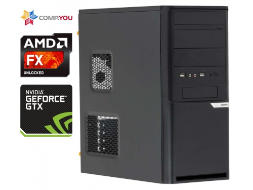 Системный блок CompYou Home PC H557 (CY.559493.H557), вид 1