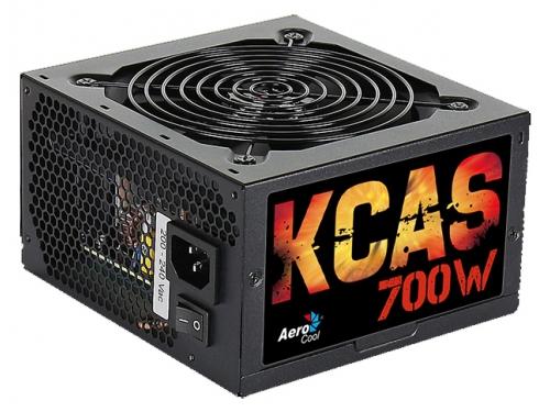 Блок питания Aerocool 700W KCAS-700W, вид 1