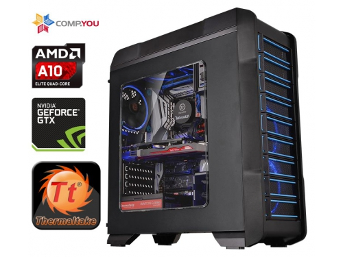 Системный блок CompYou Game PC G757 (CY.414670.G757), вид 1