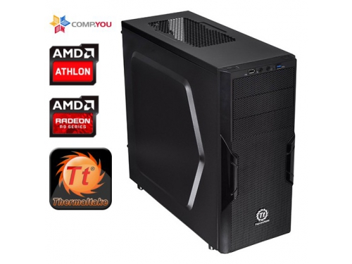 Системный блок CompYou Home PC H555 (CY.451100.H555), вид 1