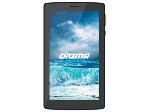 Планшет Digma Plane 7010M 4G 1G/8GB, черный, вид 1