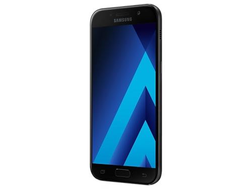 Смартфон Samsung Galaxy A5 (2017) SM-A520F черный, вид 1