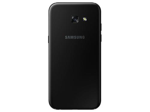 Смартфон Samsung Galaxy A5 (2017) SM-A520F черный, вид 2