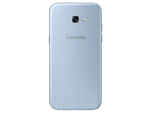 Смартфон Samsung Galaxy A5 (2017) SM-A520F голубой, вид 2