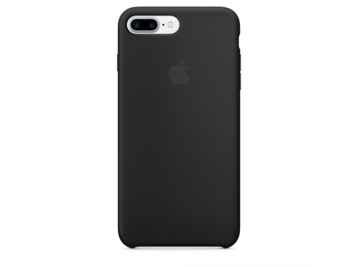Чехол iphone Apple iPhone 7 Plus (MMQR2ZM/A), черный, вид 1