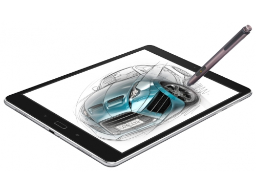 Планшет Asus ZenPad 10 Z500KL 32Gb,  серый, вид 3