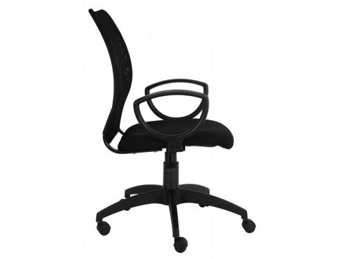 Компьютерное кресло Бюрократ CH-599AXSN/TW-11 Black, вид 3