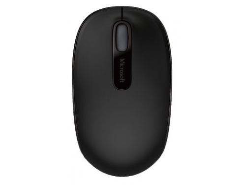Мышка Microsoft Wireless Mobile Mouse 1850 Black, вид 4
