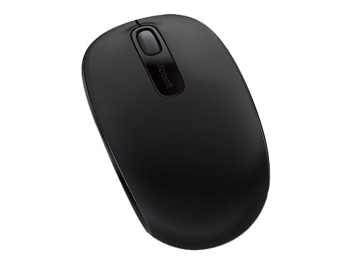 Мышка Microsoft Wireless Mobile Mouse 1850 Black, вид 2