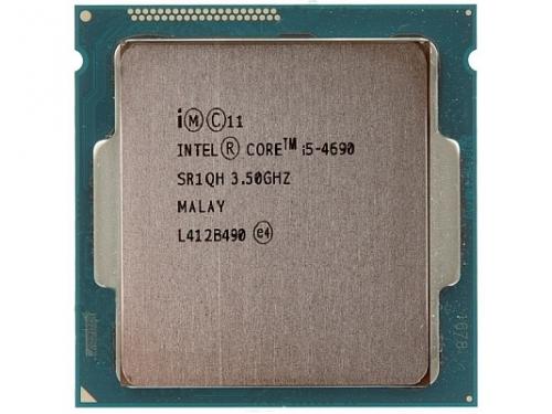 Процессор Intel Core i5-4690 Haswell (3500MHz, LGA1150, L3 6144Kb, Tray), вид 1