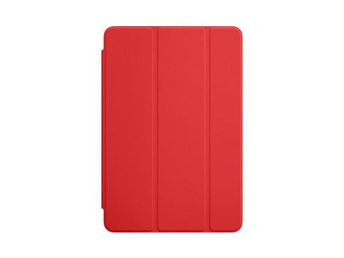 apple mini 4 Smart Cover, красный