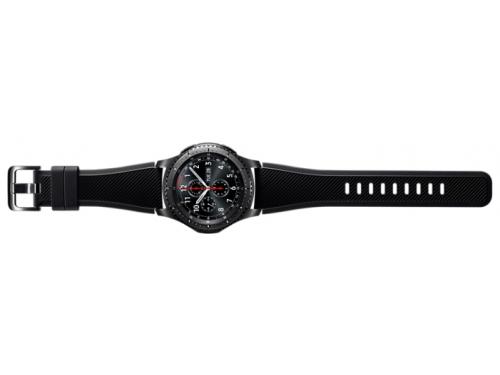 Умные часы Samsung Gear S3 frontier, матовый титан, вид 3