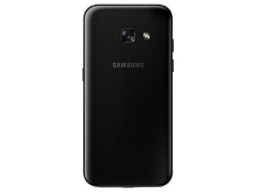 Смартфон Samsung Galaxy A3 (2017) SM-A320F, черный, вид 2