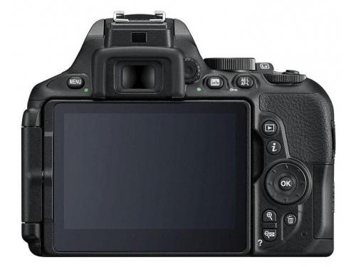 Цифровой фотоаппарат Nikon D5600 Kit (AF-P 18-55 VR), зеркальный, вид 5