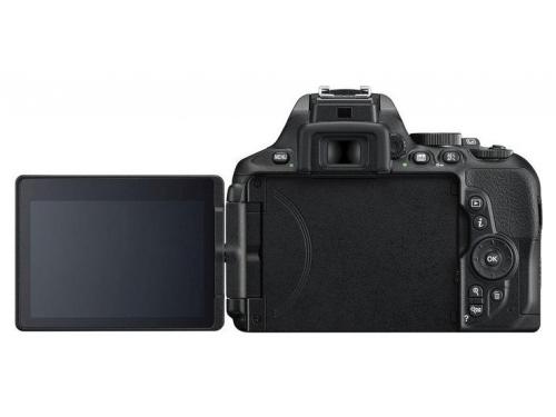 Цифровой фотоаппарат Nikon D5600 Kit (AF-P 18-55 VR), зеркальный, вид 6