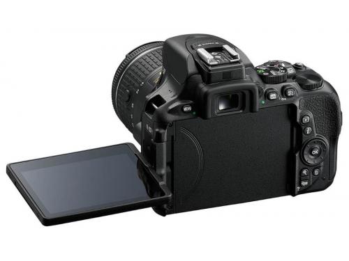 Цифровой фотоаппарат Nikon D5600 Kit (AF-P 18-55 VR), зеркальный, вид 7