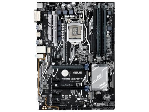 Материнская плата Asus Prime Z270-P (Soc-1151, DDR4 DIMM, USB 3.0), вид 2