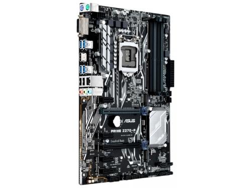 Материнская плата Asus Prime Z270-P (Soc-1151, DDR4 DIMM, USB 3.0), вид 3