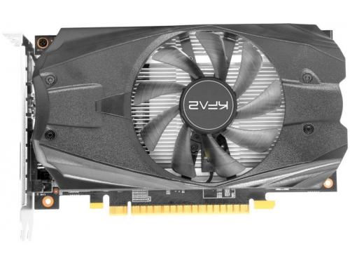 Видеокарта GeForce KFA2 GeForce GTX 1050 1366Mhz PCI-E 3.0 2048Mb 7008Mhz 128 bit DVI HDMI HDCP, 50NPH8DSN8OK, вид 1