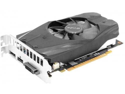 Видеокарта GeForce KFA2 GeForce GTX 1050 1366Mhz PCI-E 3.0 2048Mb 7008Mhz 128 bit DVI HDMI HDCP, 50NPH8DSN8OK, вид 2