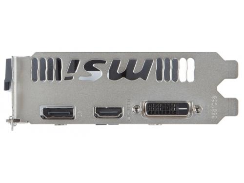 Видеокарта GeForce MSI GeForce GTX 1060 1544Mhz PCI-E 3.0 6144Mb 8008Mhz 192 bit DVI HDMI HDCP OC V1, вид 3