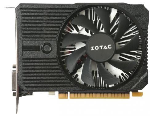 Видеокарта GeForce ZOTAC GeForce GTX 1050 Ti 1303Mhz PCI-E 3.0 4096Mb 7000Mhz 128 bit DVI HDMI HDCP Mini, вид 1