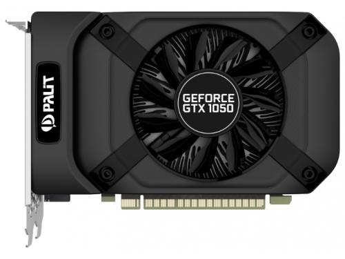 Видеокарта GeForce Palit PCI-E NV GTX1050 StormX 2048Mb 128b DDR5 NE5105001841-1070F, вид 2
