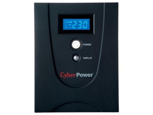 Источник бесперебойного питания CyberPower VALUE1200EILCD (1200VA / 720W), вид 1