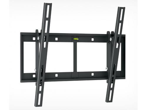Кронштейн ТВ Holder LCD-T4609-B для ЖКТВ, чёрный (32-65'', до 60 кг, наклон), вид 1
