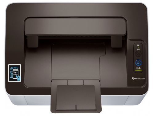 Лазерный ч/б принтер Samsung SL-M2020W, вид 4