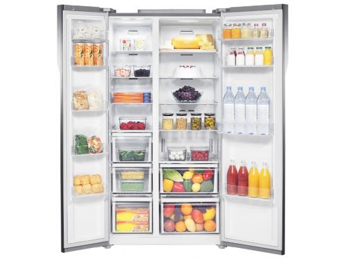 Холодильник Samsung RS552NRUA1J белый, вид 2